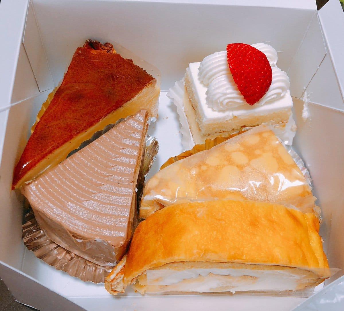 「チーズケーキにしたよん!」07/08(07/08) 19:20 | はんだ りのあの写メ・風俗動画
