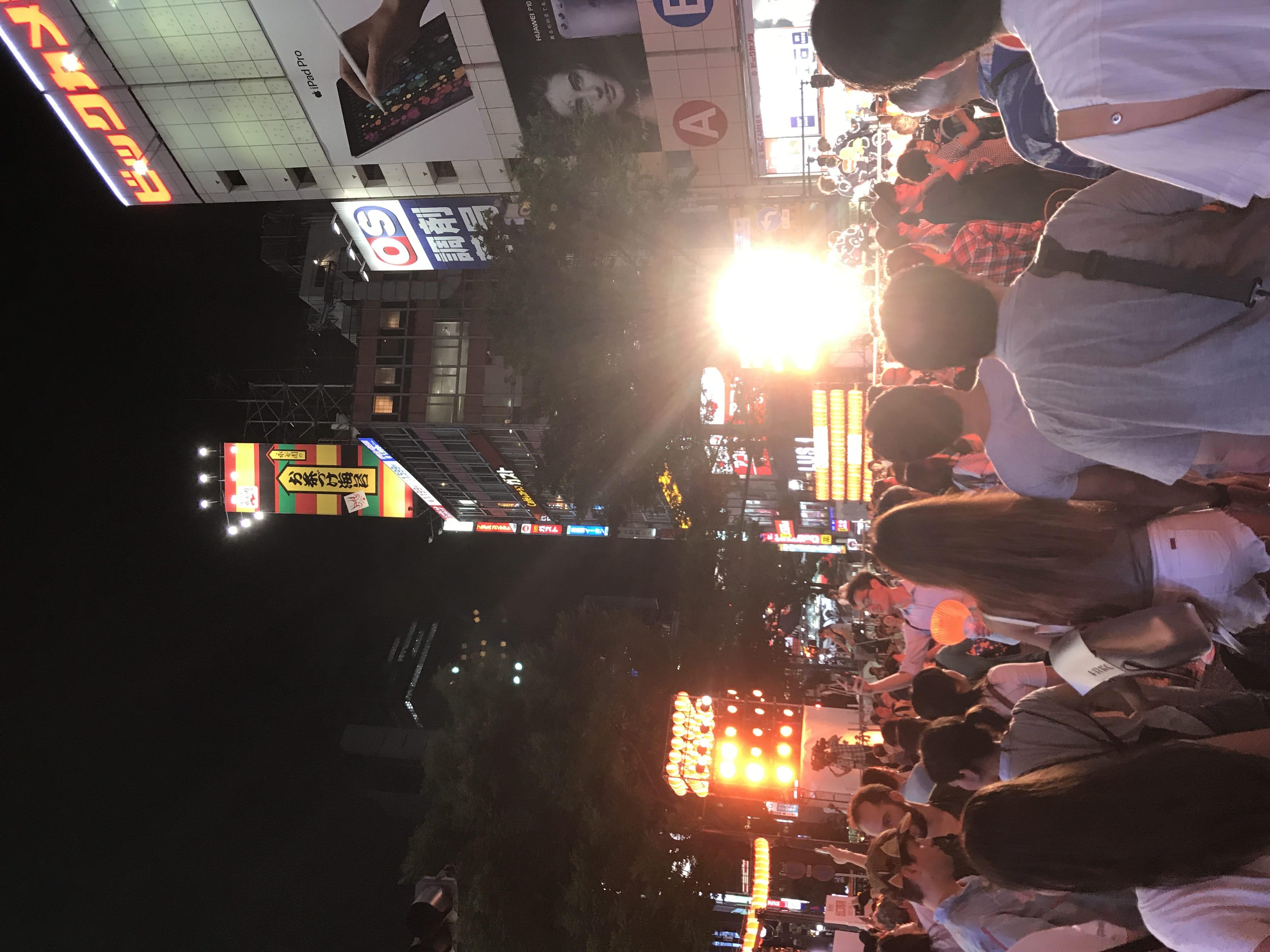 「渋谷祭り(о´∀`о)」08/05(08/05) 21:19 | よつばの写メ・風俗動画