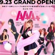 「AAA+9時~12時・17時~19時限定!!♡40分コース¥9,000♡」10/30(金) 07:23   AAA+(トリプルエープラス)のお得なニュース