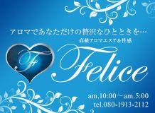 高級アロマエステ&性感 Felice-フェリーチェ- - 福山