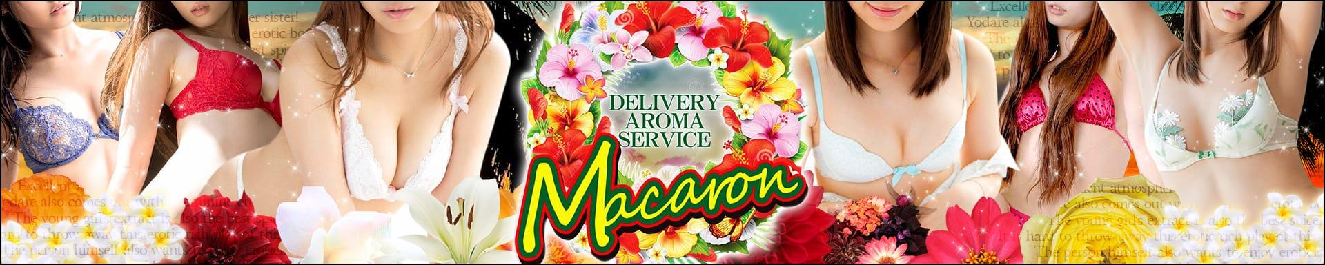癒しのマカロン