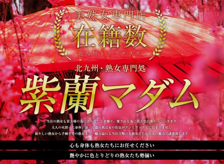 北九州・熟女専門処・紫蘭マダム - 北九州・小倉