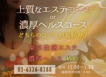 東京性感エステ&濃厚ヘルス 椿姫 - 大塚・巣鴨