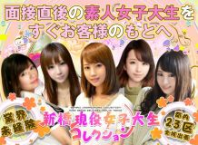 新橋現役女子大生コレクション - 新橋・汐留