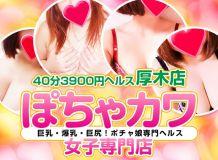 厚木最安値宣言!激安3900円ヘルス!ぽちゃカワ女子専門店 - 厚木