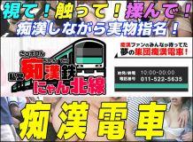 さっポロん私営痴漢鉄にゃん北線 - 札幌・すすきの