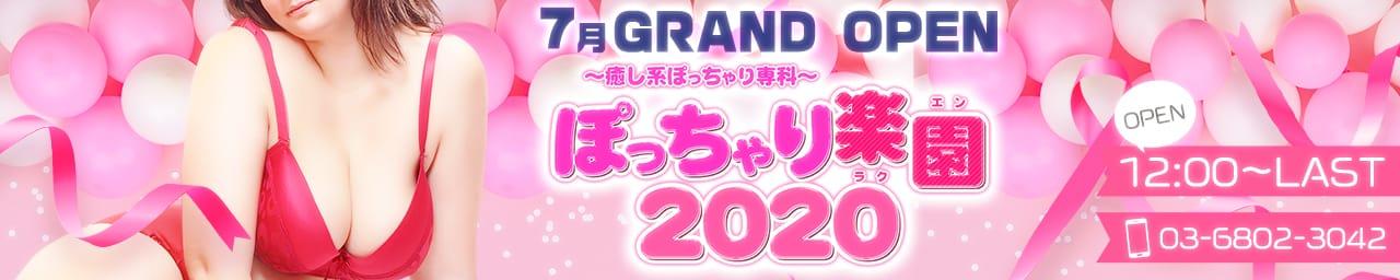 ぽっちゃり楽園2020 - 上野・浅草