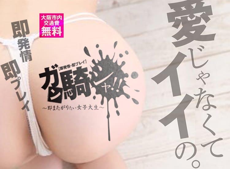 ガン騎シャ!!即またがりたい女子大生 - 神戸・三宮