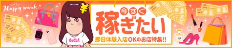 【体入ココア】で高収入が稼げる即日OKな体験入店(体入)・お試しバイト♪