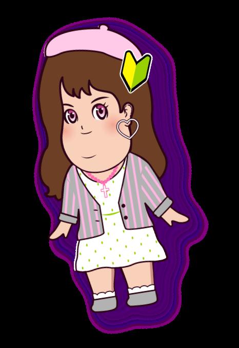 ココアちゃん(求人ココアのイメージキャラクター)画像3